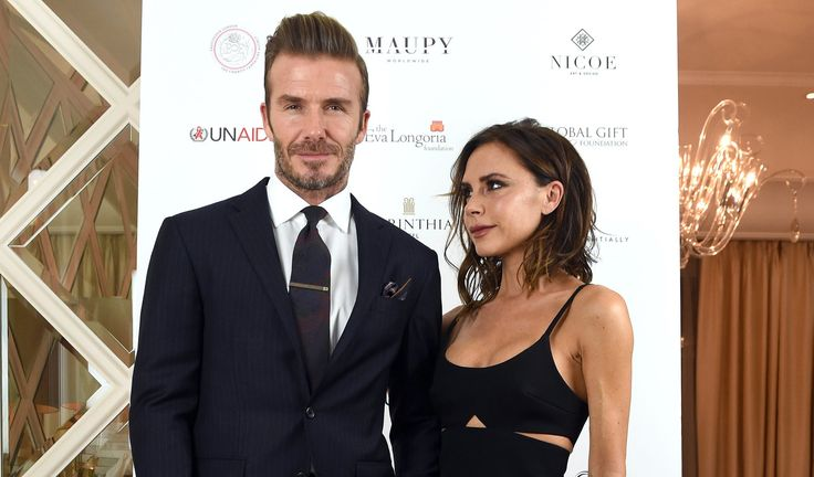 David Beckham Reveals He and Victoria Secretly Renewed Their Vows