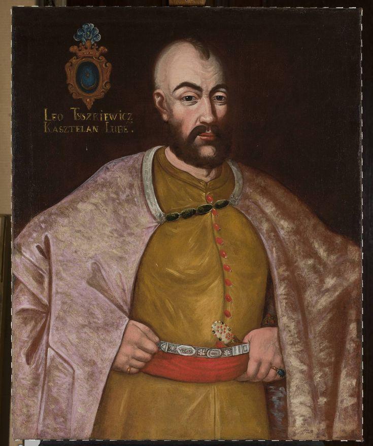 Portret Leo (Lwa) Tyszkiewicza h. Leliwa (?-przed 1515), kasztelana lubelskiego