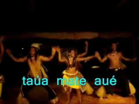 Bafona   Sau Sau  Rapa Nui - letra lyrics
