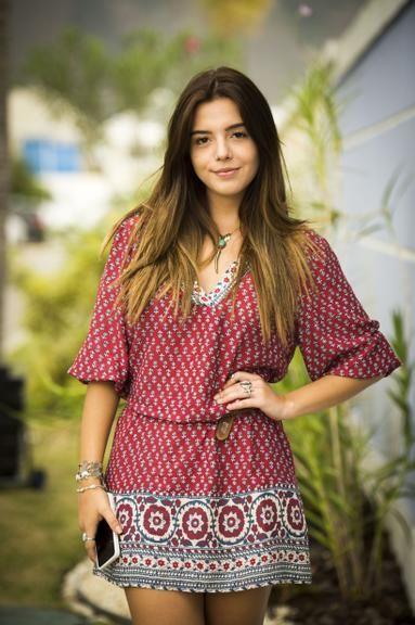 A Regra do Jogo: 12 looks fofos da hippie Luana, personagem de Giovanna Lancellotti