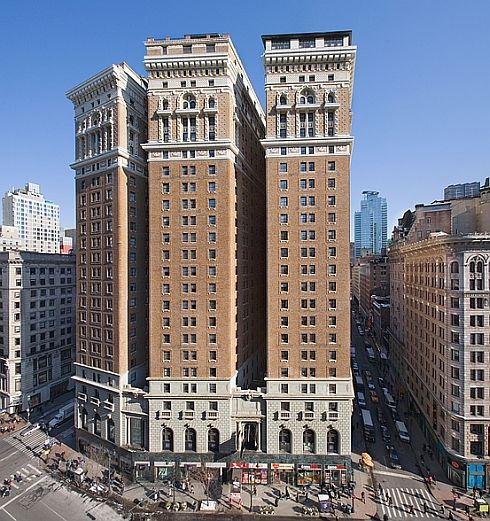 Plaza Square Apartments: 17 Best Images About Architecture- The Classical High Rise