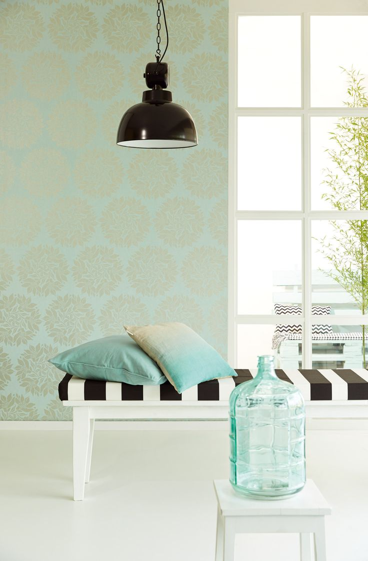 From the Bloom wallpaper collection by Eijffinger www.wallpapershop.com.au