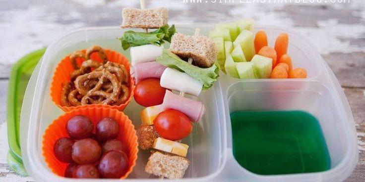 Les enfants sont parfois peu enclins à manger ce qui se trouve à l'intérieur de leur boîte à lunch. Plusieurs raisons peuvent expliquer le retour de la nourritu