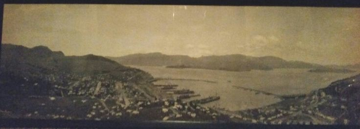 Lyttelton Harbour, Christchurch, NZ. This is a pic, which I was told to dump, now hanging time in my home. Unsure of Circa.... any ideas?