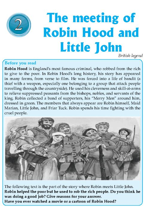 Literature Grade 8 Myths And Legends The Meeting Of Robin Hood And Little John http://literature.wordzila.com/literature-grade-8-myths-legends-meeting-robin-hood-little-john/