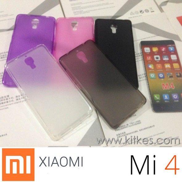 Matte TPU Soft Case Xiaomi Mi-4 - Rp 50.000 - kitkes.com