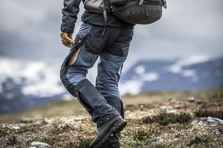 Fjallraven Keb Hiking Pants