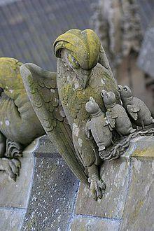 Luchtboogbeeld Pelikaan, Sint-Jan, Den Bosch