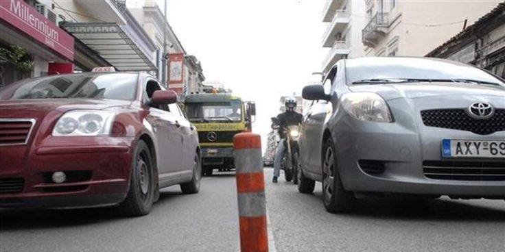 Σε εφαρμογή από Δευτέρα το σύστημα ελεγχόμενης στάθμευσης – Από πού μπορούν οι οδηγοί να προμηθευτούν την κάρτα «ξυστό»