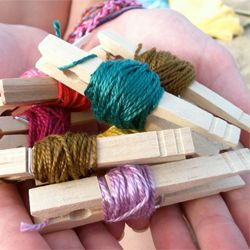 Great for yarn or embroidery floss!