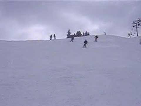 Skiing Avoriaz - YouTube