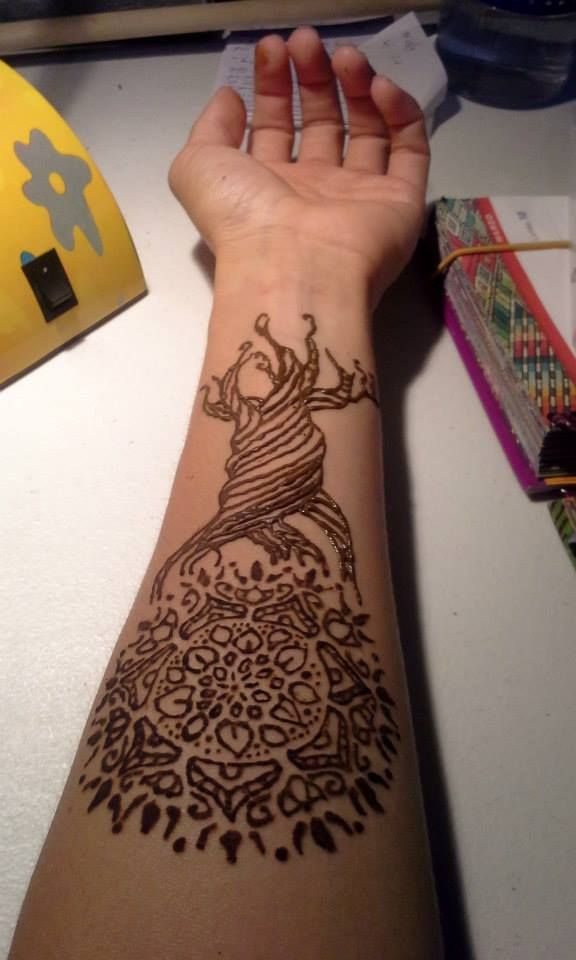 57 best images about my creations on pinterest del for Henna tattoo in puerto rico
