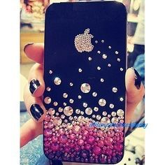 Cool Apple iPhone so natural and cute gr8 for a simple iPhone cover