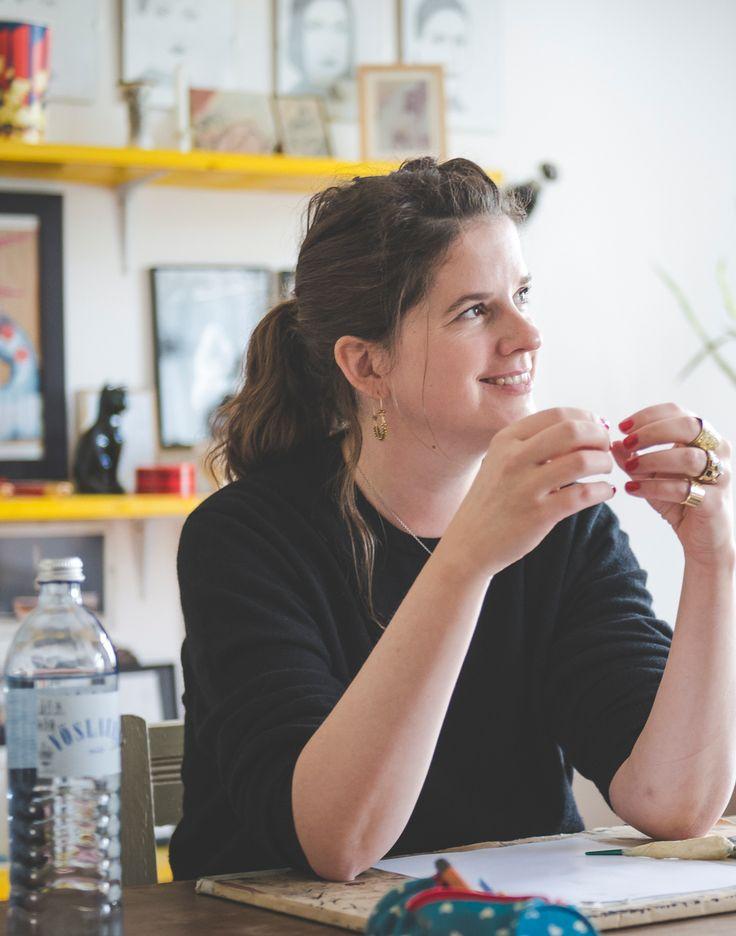 Onka Allmayer-Beck – Von der Modedesignerin zur Illustratorin