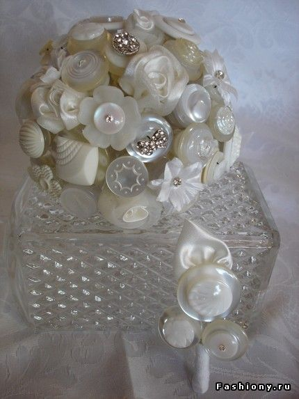 Необычные букеты для невесты / необычные цветы