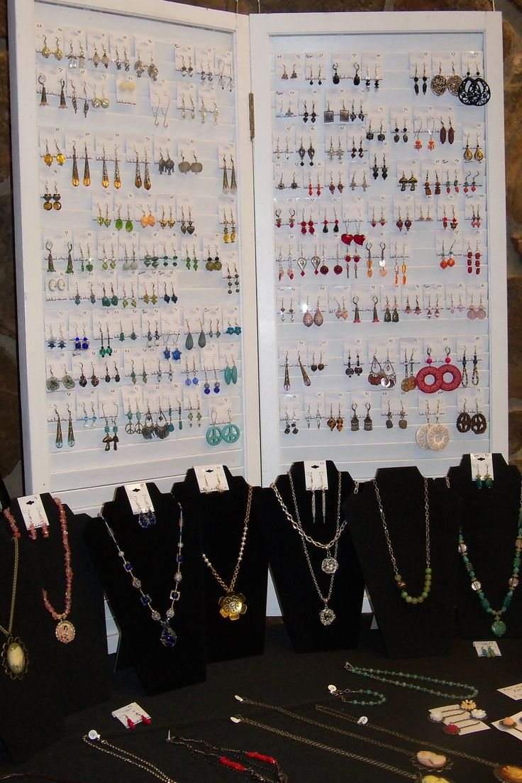 33 Best Images About Jewelry Amp Vendor Displays On