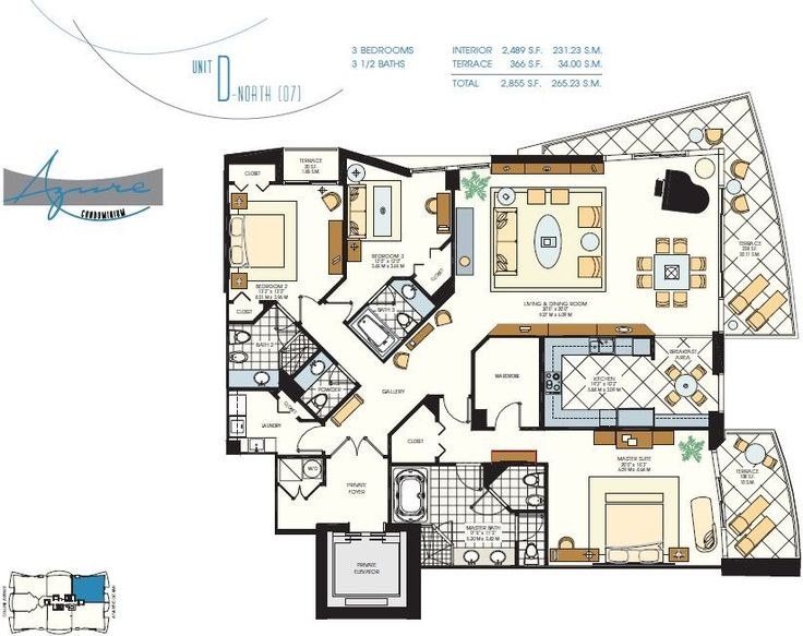 40 best Condo plan images on Pinterest