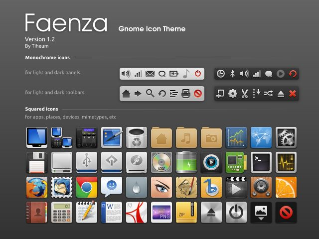 Faenza Icons by tiheum.deviantart.com