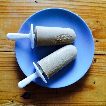 coconut espresso lollypops. Banting Diaries