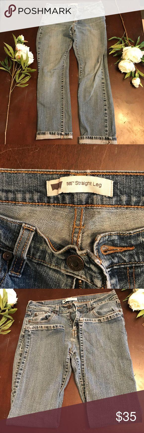 Levi's 505 Jeans Rare Levi's 505 Jeans Levi's Jeans