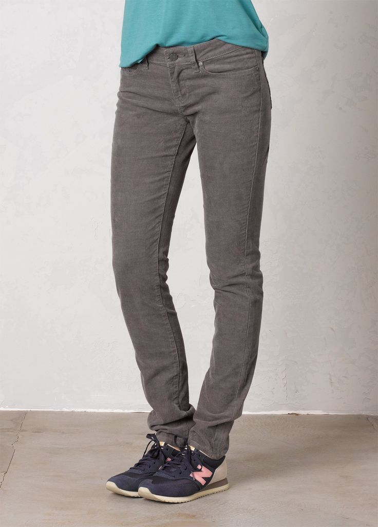 I love the prAna Trinity Cord Pant! Check it out and more at www.prAna.com