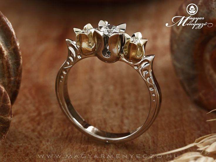 Tulipánfa – Engagement ring