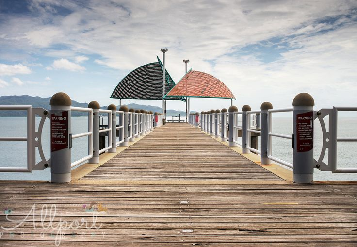 The Strand Jetty, Townsville - Image copyright of Allport Photography
