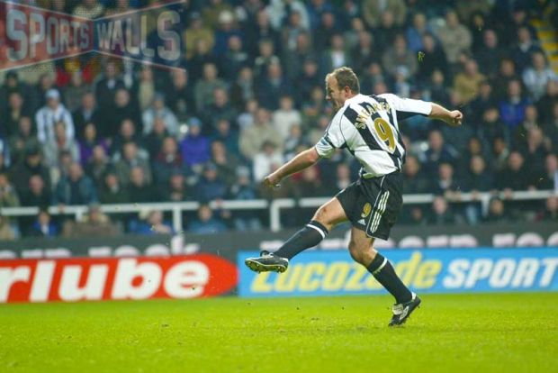 Alan Shearer - Newcastle United Wallpaper - 02