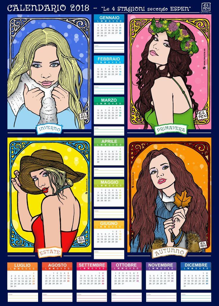 #espen #4stagioni #4seasons #newyork #autunno #colour #like #arte #illustrazioni #girl #draw #art #seticonnettiEspenFumetti #illustratore #illustrazione #espenfumetti #disegnatore #ritratto #cloud #comics #fumetto #fumetti #verona ma anche #milano #padova #trento #vicenza #venezia #bologna #fumetto #comics #calendary #calendario2018 #2018 #happynewyear #happynewyear2018 #world