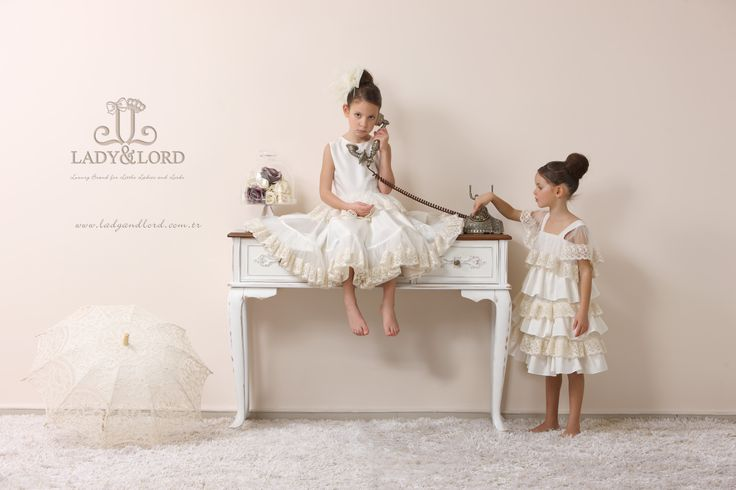 Flower girl dress, luxury kids, luxury children's wear, bridesmaid, girls dress