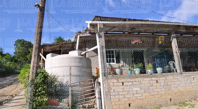 PROYECTO DE AGUA, OLVIDADO | Destacada, Papantla, Poza Rica