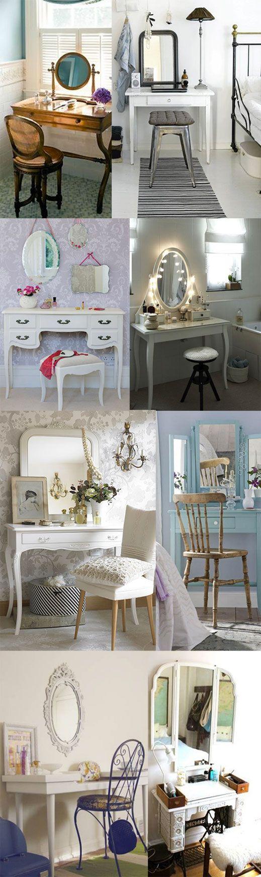 24 best penteadeiras images on pinterest vanity tables bedroom penteadeira de diva dressing table vanityvanity geotapseo Images