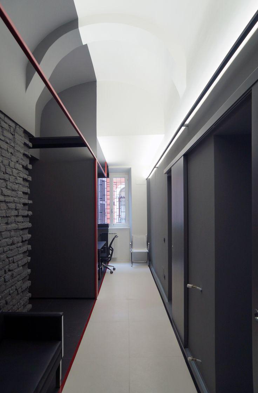 37 migliori immagini fastlab architetti su pinterest - Architetto roma interni ...