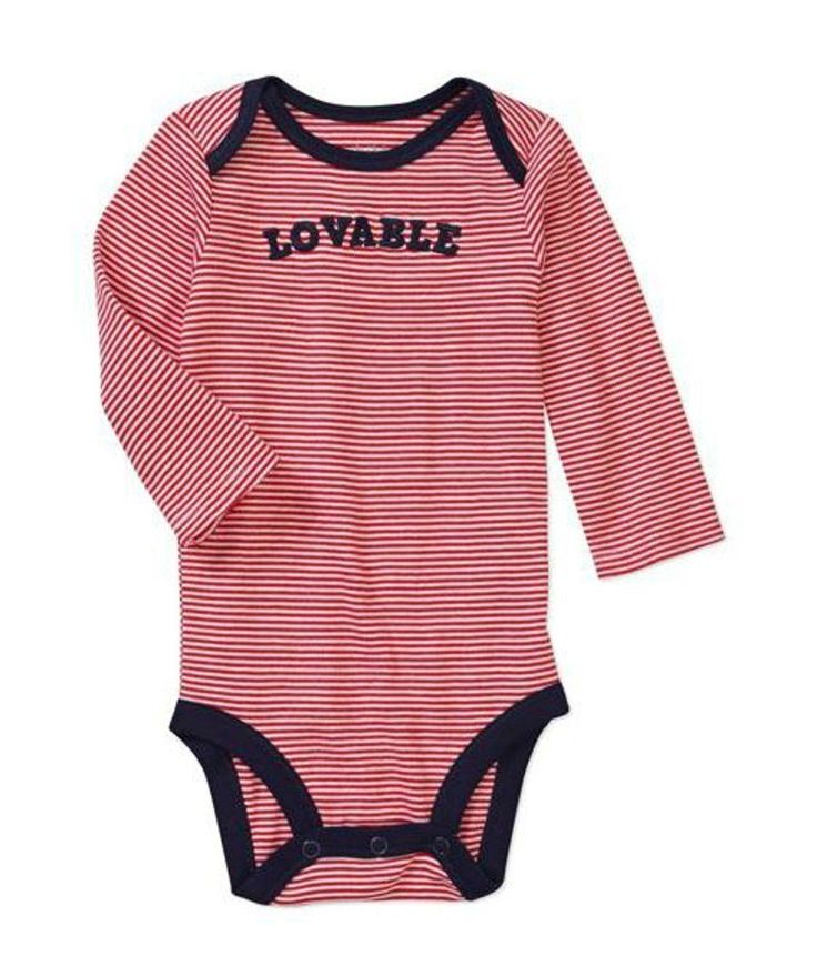 Embroidered LOVABLE Child of Mine Baby Bodysuit Dress Up Outfit (0-3 Months). Celebrate the special day with your baby in this adorable Child of Mine by Carters Newborn Bodysuit!. Size: Newborn: Height: 21.5 Inches, Weight: 5-8 Pounds. Size: 0-3 Months: Height: 21.5-24 Inches, Weight: 8-12.5 Pounds. Size: 6-9 Months: Height: 26.5-28.5 Inches, Weight: 16.5-20.5 Pounds.