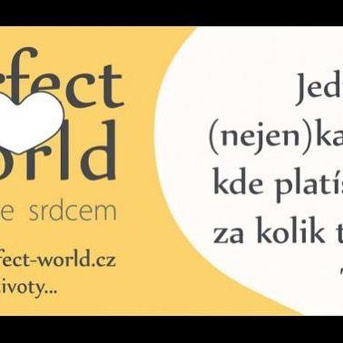 Zajímá vás jak doopravdy funguje náš Perfect World? Podívejte se na facebookové stránky:)