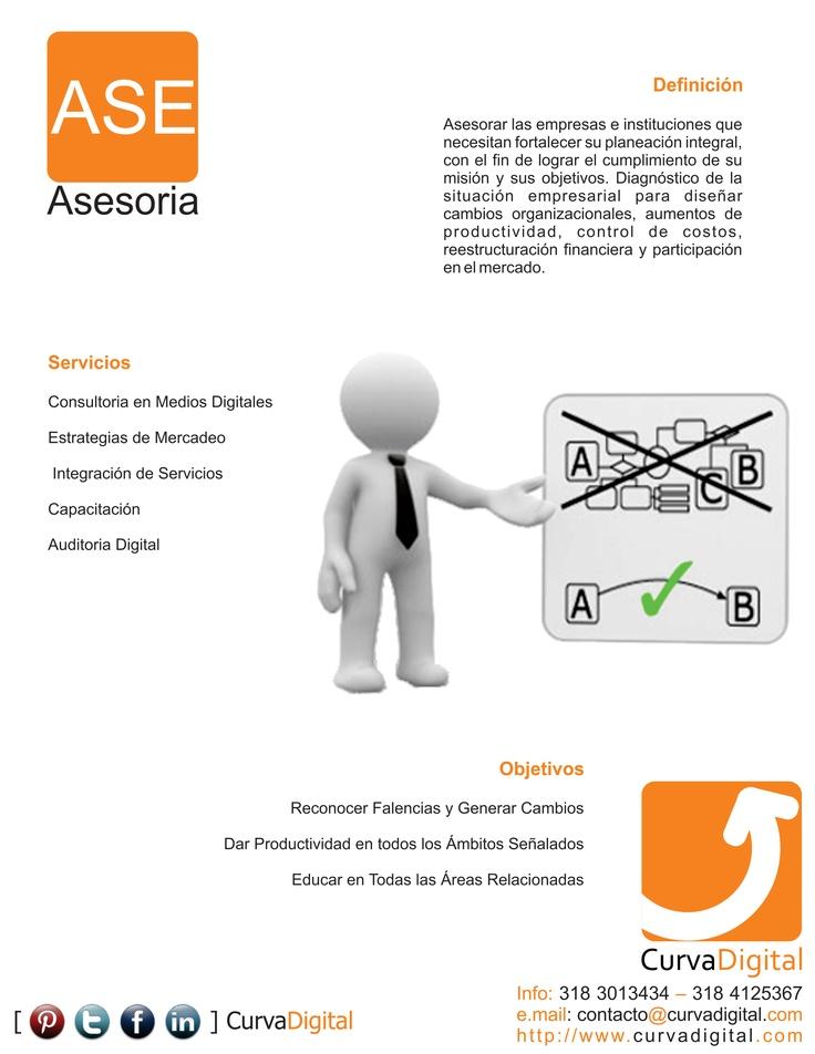 Asesoria (Mercadeo+Diseño)