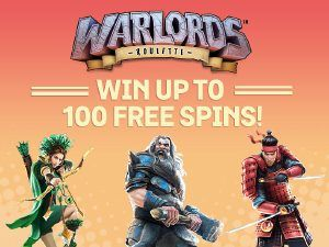 SPIN AND WIN CASINO - WARLORDS ROULETTE! - UK Casino List