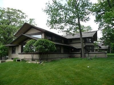 Frank Lloyd Wright Prairie Style 2544 best frank lloyd wright- prairie houses images on pinterest