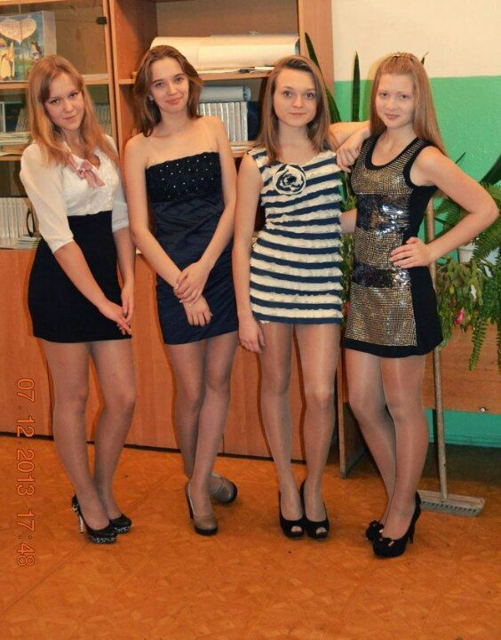 sexy teens in tights