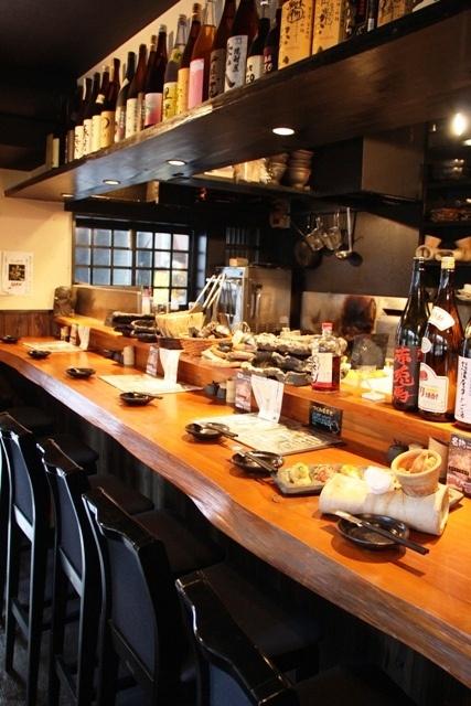 1丁目 『鶏屋 Jizo』 店内 by tenjinbazaar, via Flickr