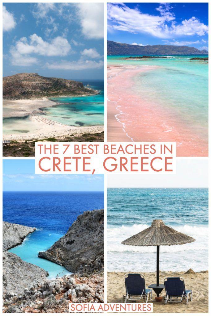 7 Best Beaches In Crete Picking The Perfect Cretan Beaches