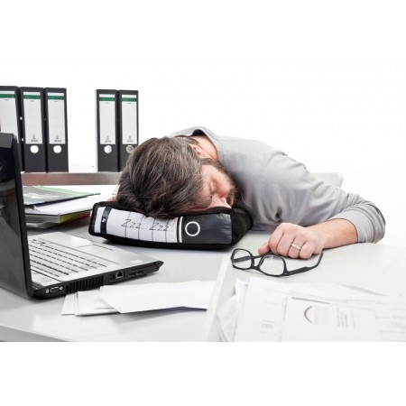 Power Nap Office Pillow by Donkey Products.