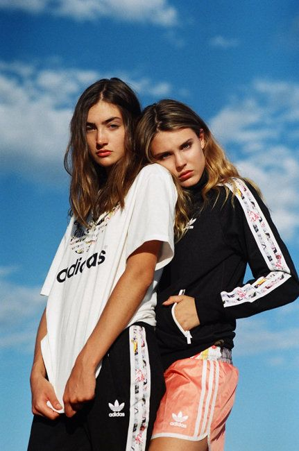 adidas Originals x Topshop x Gadir | Fashion Magazine | News. Fashion. Beauty. Music. | oystermag.com