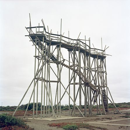 Torres de Agua. Ciudad Abierta. Ritoque. V Región