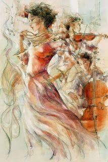 A belíssima arte de Gary Benfield.