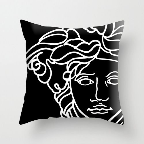 "Throw Pillow made from 100% spun polyester poplin fabric, a stylish statement that will liven up any room. Individually cut and sewn by hand, the pillow measures: 16"" x 16"" , 18"" x 18"", 20"" x 20"", features a double-sided print and is finished with a concealed zipper for ease of care. Pillow insert DOES NOT including. International shipping is available. SHIPPING INFO - - - - - - - - - - - - - - - - - - - - - - - - - - - - - - - - - - - - - - - Shipping within the USA is done through USPS…"