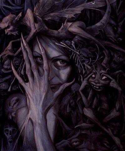 dark goddess - Pesquisa Google
