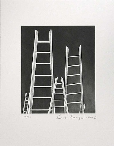 Louise Bourgeois, The Ladders