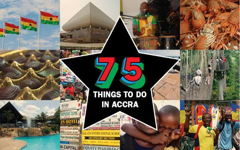 Read Time Out Accra's comprehensive guide to the best things to do in Accra and Ghana - from Accra's best restaurants and shops to museums and sightseeing, film, art and theatre, things to do for kids and weekend breaks in Ghana.