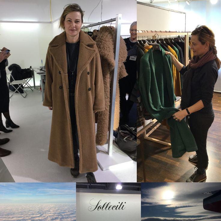 HW18 Fashion Order - wir haben die neuen Herbst-/Wintertrends bereits eingekauft